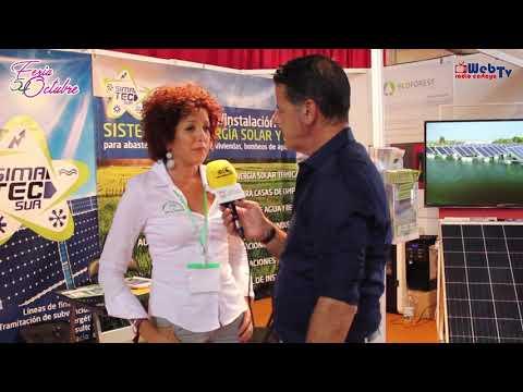 Simatec Energías - Elisabeth Mendoza