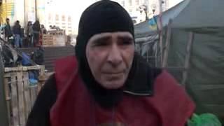 Чеченец на Майдане!