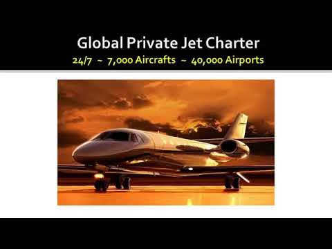 The Best Private Jet Charter Service, Luxury