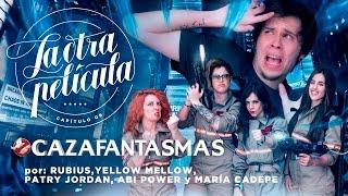 RUBIUS con YELLOW MELLOW, PATRY JORDAN, ABI POWER y MARÍA CADEPE |Cazafantasmas| La Otra Película 09