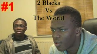 FIFA 13 | 2 Blacks vs The World #1