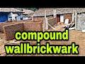 Construction walls brick work  45×42 wallbrickwork brick working walls design brick work wall