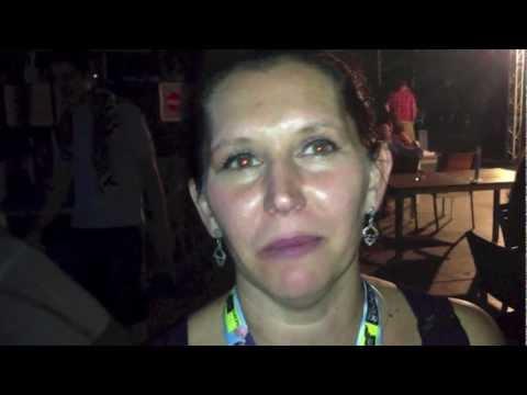 Majorosi Marianna üzen az Új Szó olvasóinak 2012