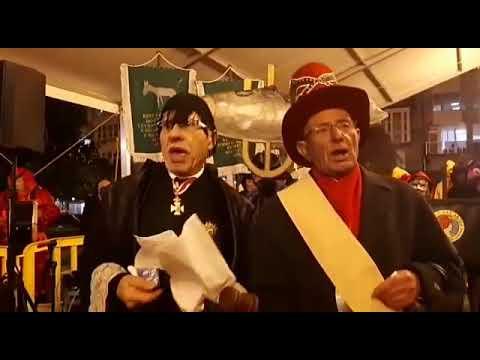 El Ave, O Garañón y los jabalíes, estrellas en el Entierro de la Sardina de Lugo