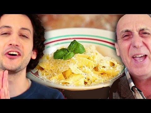 How to make Pasta dough & 5 Pasta Shapes feat. Gennaro Contaldo !