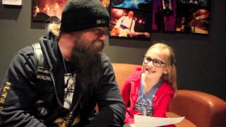 Kids Interview Bands - Zakk Wylde