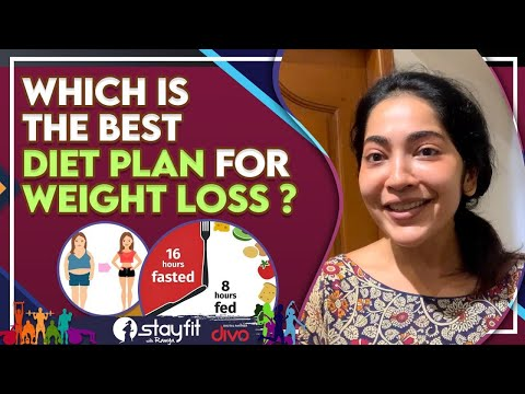 Which is the Best Diet Plan For Weight Loss ? |  Ramya