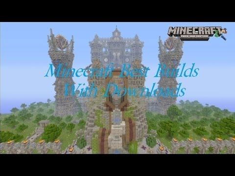 minecraft amazing builds download