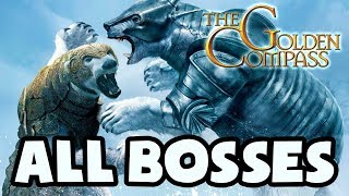 The Golden Compass All Bosses (PS3, X360, Wii)