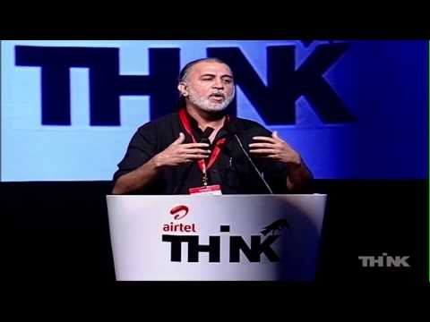Vision THiNK 2012 Tarun J Tejpal - YouTube