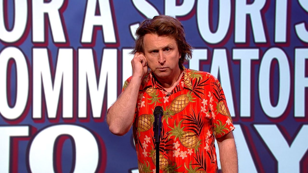 Unlikely Things for a Sports Commentator to Say - Mock the Week: Series 14 Episode 5 - BBC Two