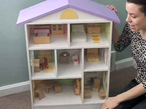 DIY DOLLHOUSE.mov - YouTube