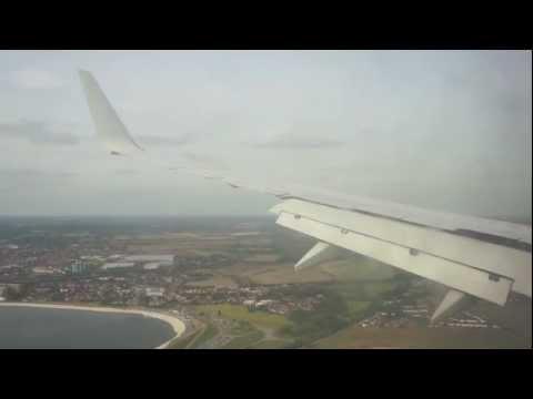 RAM Royal Air Maroc B737 flight from Casablanca to Heathrow