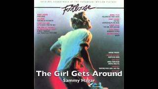 Sammy Hagar - The Girl Gets Around