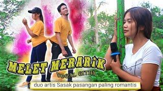 Download lagu sasak MELET MERARIK gita feat zhukho