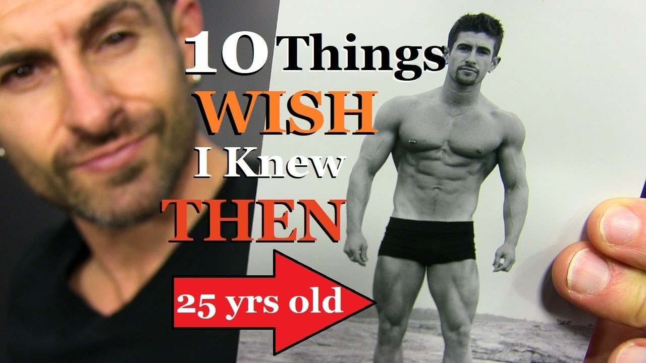 10 Workout Tips I WISH I Knew In My 20s!