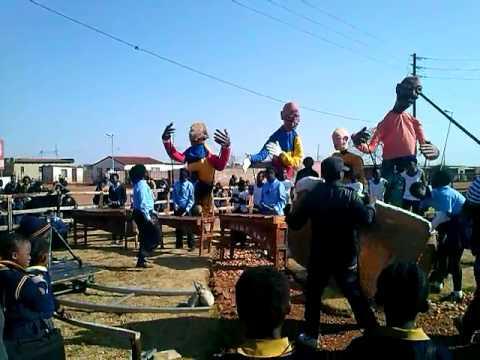 ratsekga ft pastor mbhobho