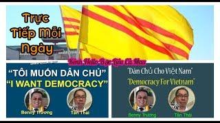 Tan Thai Trực Tiếp - Tự Do Dân Chủ và Nhân Quyền cho Việt Nam - Buổi Tối Việt Nam 10/07/2020