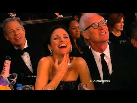 Golden Globes 2016 Mark Wallenberg and Will Ferrell