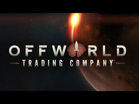 Let's Look At: Offworld Trading Company!