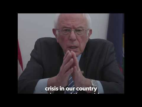 Bernie's Thoughts: Addressing a Global Crisis