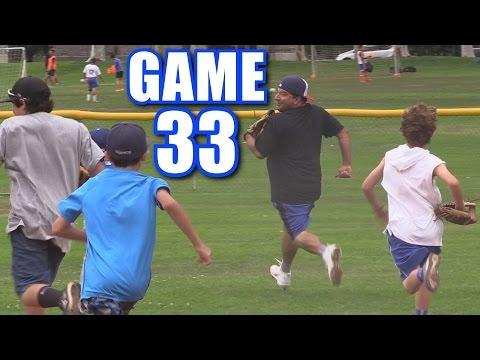 POTATO CHASE! | On-Season Softball Series | Game 33