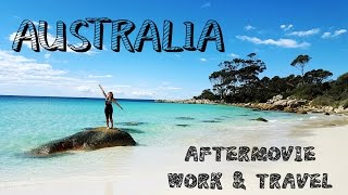 AUSTRALIA | Work & Travel AFTERMOVIE || GoPro