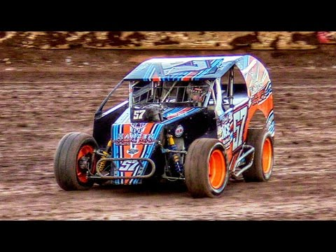Modlite Main At Canyon Speedway Park October 1st 2016