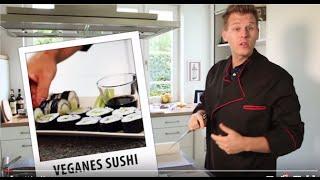 Sushi selber machen / veganes Sushi