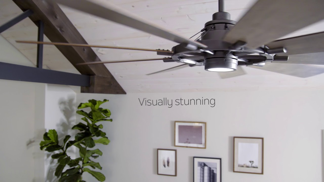 Kichler Lighting Gentry Ceiling Fan