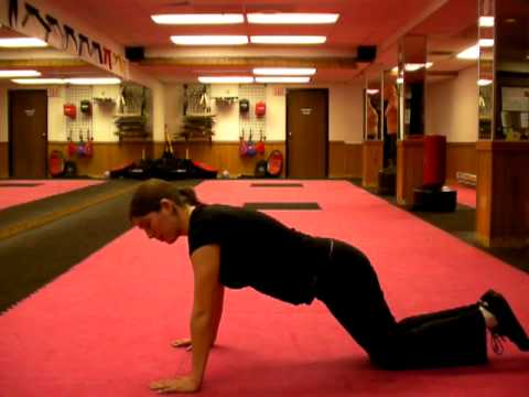 How To Do Push Ups (Even If You Can't Do One Now)