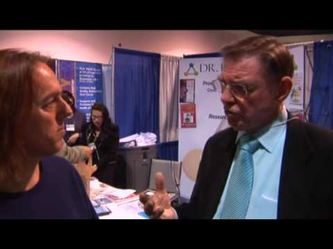 DR HAL HUGGINS INTERVIEW with Clif King at the Health Freedom Expo 2009