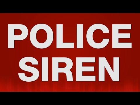 Police Siren SOUND EFFECT - Amerikanische Polizei Sirene SOUNDS