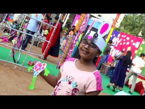 The Learning Carnival '19 Full Length Video Part - 1 at THE SUN SCHOOL, VIZIANAGARAM