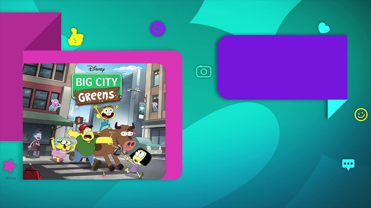 Big City Greens on iTunes | Disney Channel