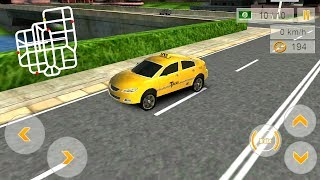 Modern Taxi Driving 3D Android Gameplay HD #10