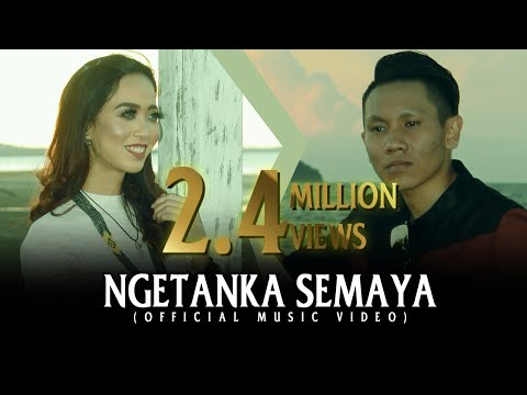 Shasha & Jeffry | Ngetanka Semaya (Official Music Video)