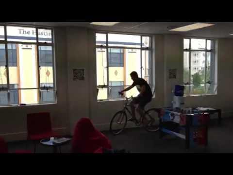 Sam Murdoch - New Zealand Digital Office Ride