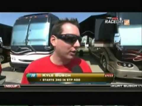 Kyle Busch on his personality: 'I'm sorry, that's just who I am'