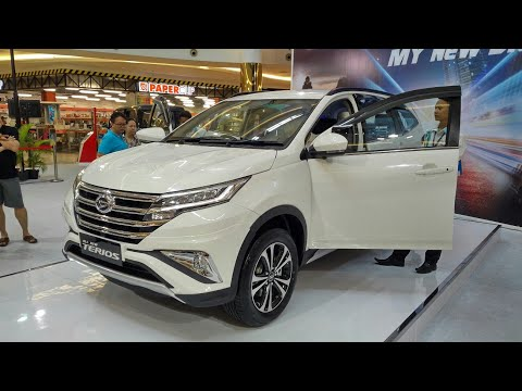 In Depth Tour All New Daihatsu Terios R Deluxe A/T - Indonesia