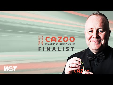 GRANITE Higgins Into Final | 2021 Cazoo Players Championship Semi Final Interview