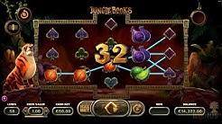 Jungle Books Slot -BIG WIN - Game Play - by Yggdrasil