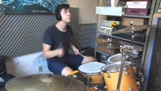 Everything Everything - Choice Mountain (Drum Cover)
