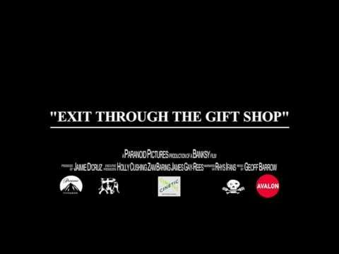 Exit Through the Gift Shop (Trailer) - YouTube