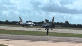 138th Fighter Wing Conducts Air Combat Alert Exercise