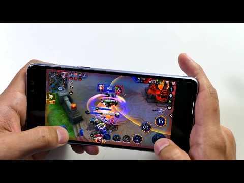 Galaxy A8 2018 ทดสอบเกมส์มันๆ รับรองสนุกแน่นอน 18+