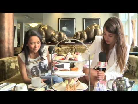Jodie Connor interview - afternoon tea darling - Virgin Red Room
