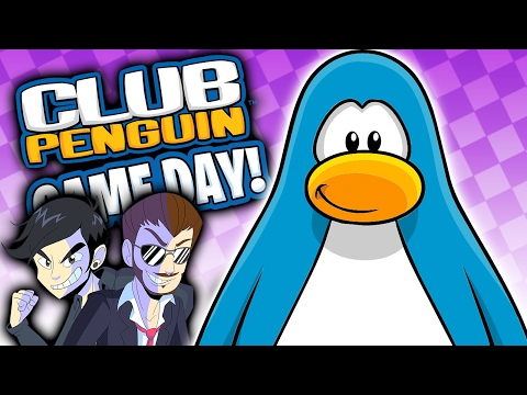 Club Penguin: Game Day! - NateWantsToBattle and Dookieshed