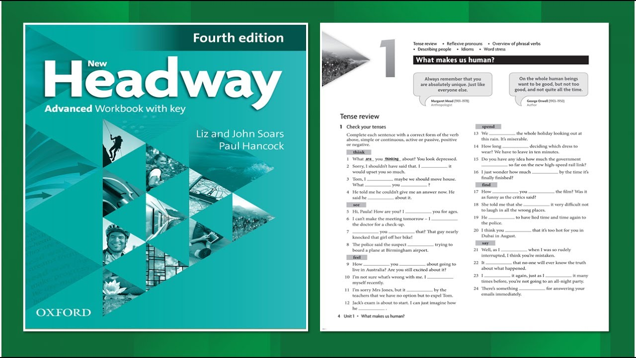 new headway intermediate fourth edition test book pdf
