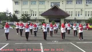 SENAM LANSIA TERBARU 2017 ANTI REMATIK MUDAH, MENYEHATKAN || POLTEKKES CIREBON